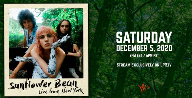 Sunflower Bean Livestream