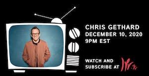 Chris Gethard Livestream