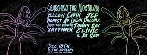 Searching for Nostalgia w/ Yellow Cabin, JCP, Honest AV, + @ Odyssey Lounge