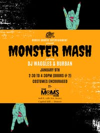 Monster Mash ft. DJ Waggles + Burban