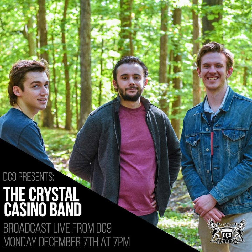 The Crystal Casino Band