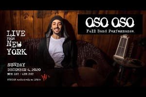 Oso Oso - Live From New York - Livestream show
