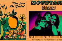 Mountain Man: Live from the Garden - Night 1