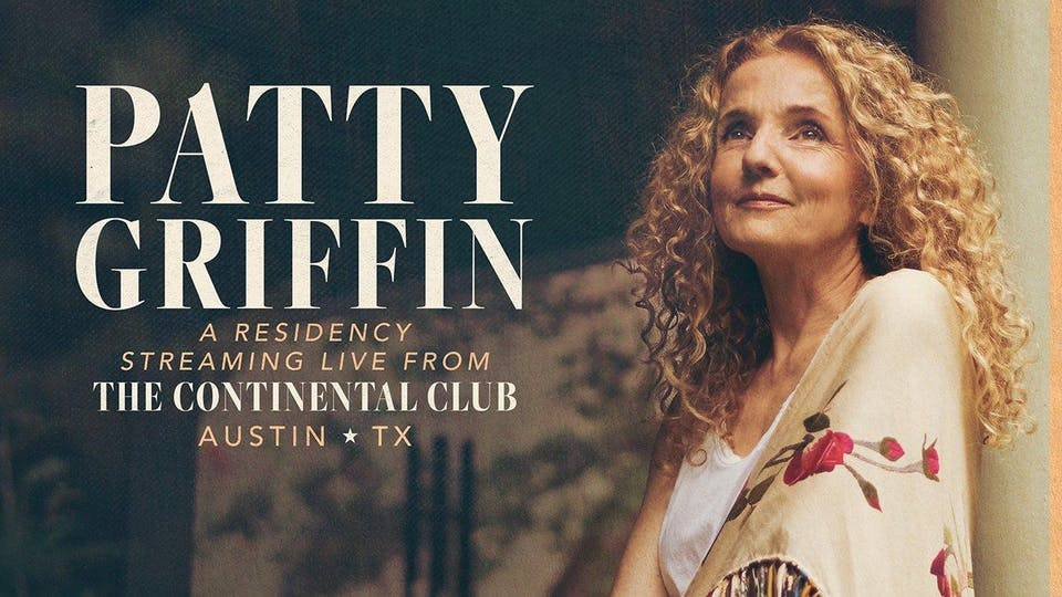 Patty Griffin: Live from The Continental Club - Night 4
