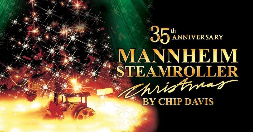 Mannheim Steamroller Christmas By Chip Davis