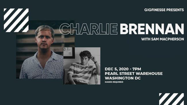 Charlie Brennan EP Release w/ Sam MacPherson