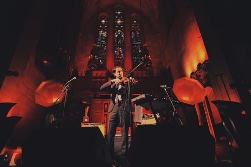 Andrew Bird's Gezelligheid on Performance Now!