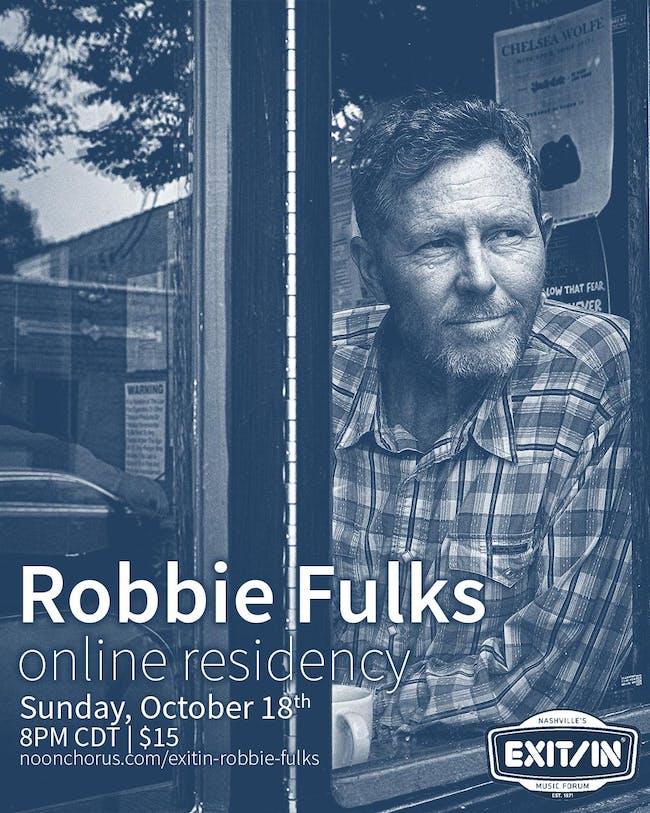 Robbie Fulks Online Residency
