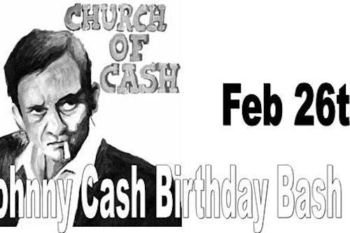 Church of Cash (Johnny Cash Birthday Tribute )