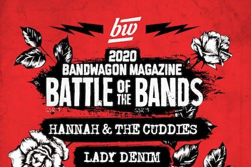 BandWagon Magazine Battle of the Bands - FINAL ROUND