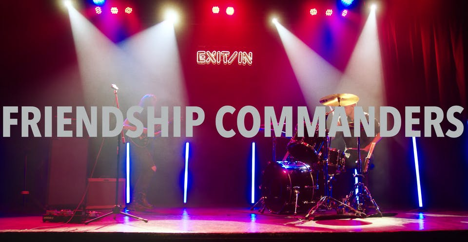 Friendship Commanders Live Stream