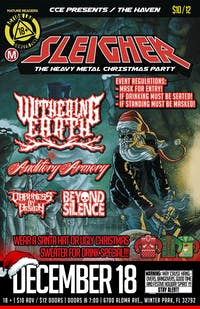 Sleigher: The Heavy Metal Christmas Party