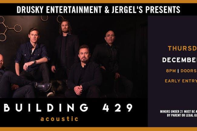 Building 429 (Acoustic)