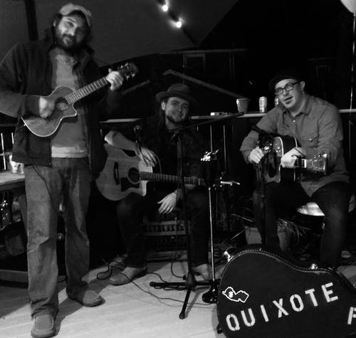 The Quixote Project  - Tailgate Under The Tent Series