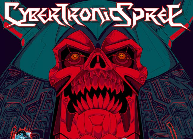 "Party 'Til We Break"" featuring THE CYBERTRONIC SPREE"