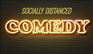 (Indoors + Distanced!): Sunday Funny Sunday - A Comedy Show