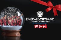 Emerald City Band [4-Ticket Minimum for a Table]