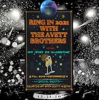 THE AVETT BROTHERS - New Year's Eve Virtual Celebration