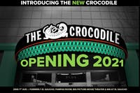 The Crocodile is Moving!