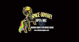 Space Odyssey Open Mic @ Odyssey Lounge