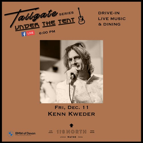 Kenn Kweder - Tailgate Under The Tent Series