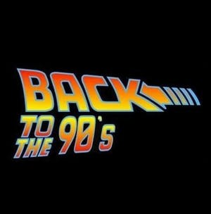 A Song & A Slice (Indoors + Distanced!): Back to The 90's