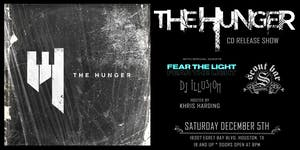 THE HUNGER - CD Release Show