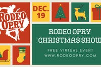 Rodeo Opry Online - Christmas Show