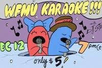 WFMU Zoom Karaoke