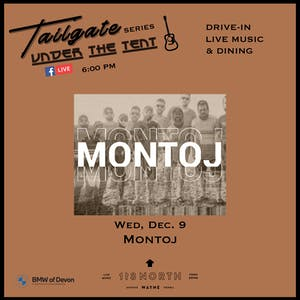 Montoj  - Tailgate Under The Tent Series