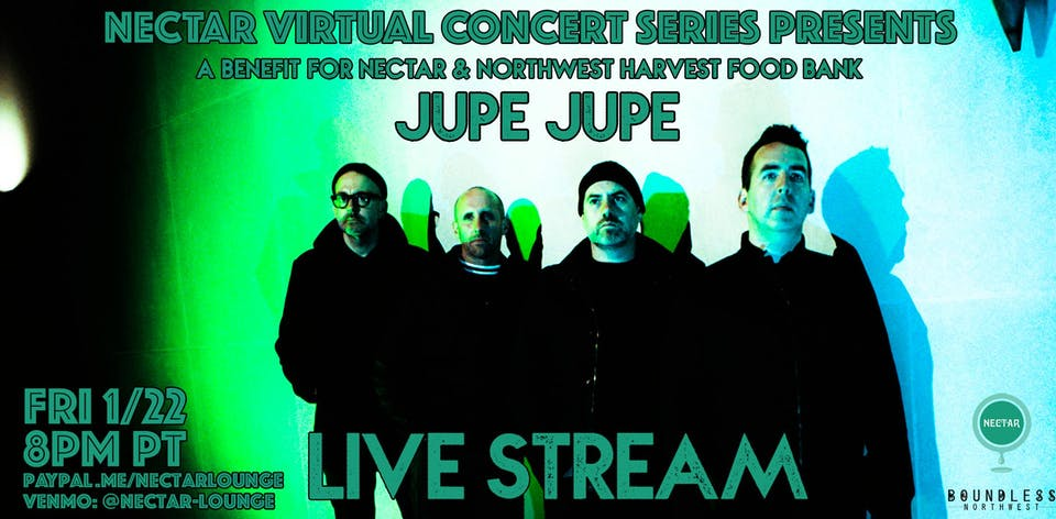 Cancelled: NVCS presents JUPE JUPE