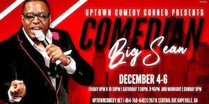 Online Event: Comedian Sean Larkins Live