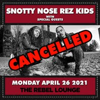 SNOTTY NOSE REZ KIDS