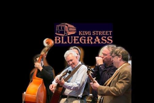 A Song & A Slice (Indoors + Distanced!): King Street Bluegrass