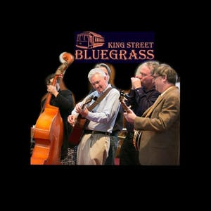 A Song & A Slice (Indoors + Distanced!): King Street Bluegrass