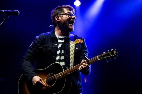Colin Meloy of The Decemberists (live stream)