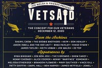 "VetsAid  - ""A Concert for our Veterans""  Watch Party"