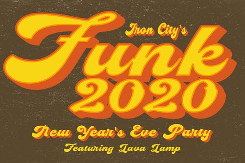 Funk 2020 New Year's Eve Party!