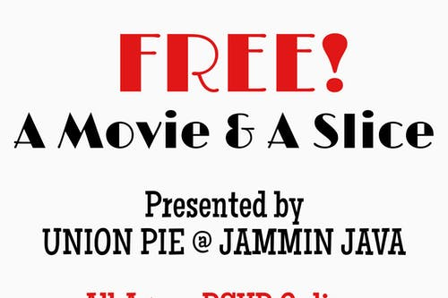 (Indoors + Distanced!) Free! A Movie & A Slice: The Santa Claus