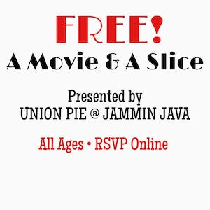 (Indoors + Distanced!) Free! A Movie & A Slice: It's A Wonderful Life