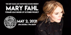 Mary Fahl (Formerly of October Project)