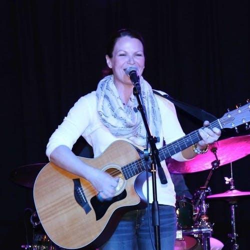 Miss Jen of Makin' Music - Family Event Under the Tent!
