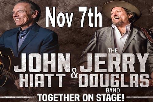 John Hiatt with Jerry Douglas