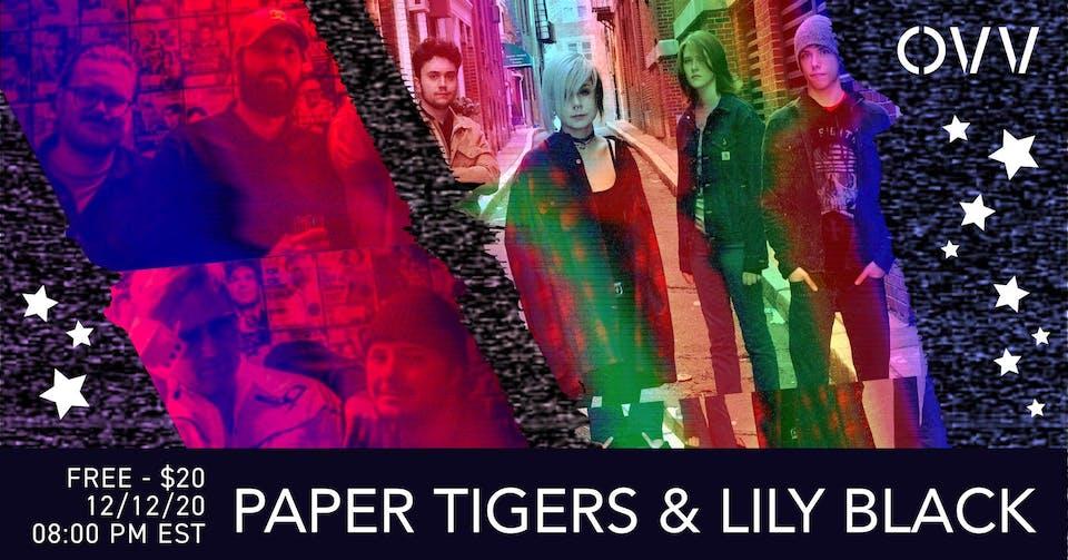 Lily Black  , Paper Tigers x OVV