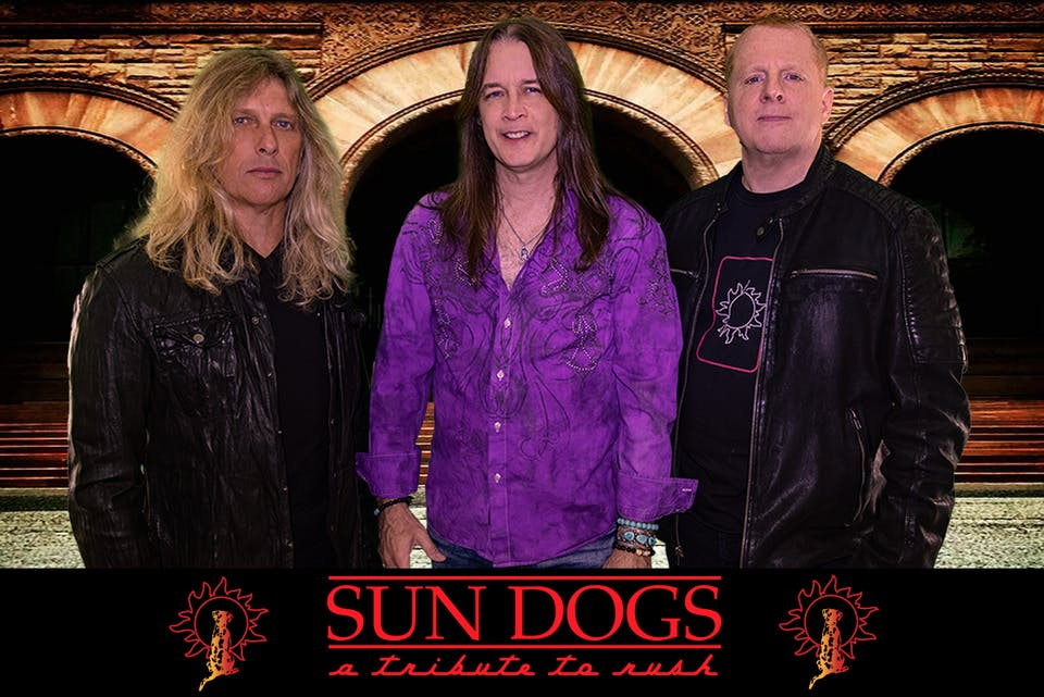 Sun Dogs: A Tribute to Rush Saturday!