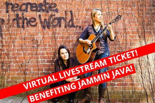 Livestream - The Nields Benefiting Jammin Java