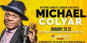 Online Event: Michael Colyar Live
