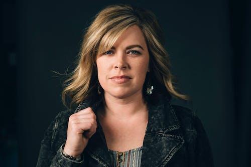 Courtney Patton in the Legendary Gospel Lounge