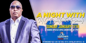 One Night Only With MC LIGHTFOOT LIVE