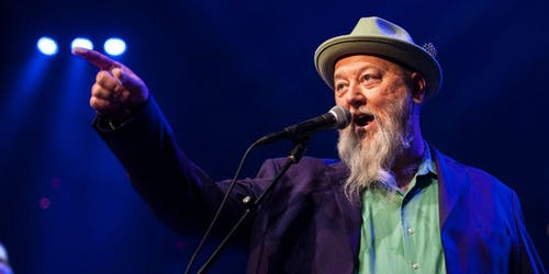 Kevin Russell (of Shinyribs) & Friends - Early Show
